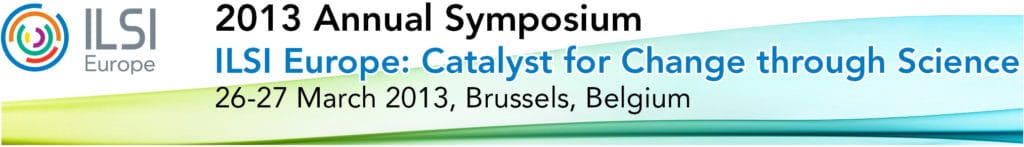 ILSI Europe 2013 Symposium