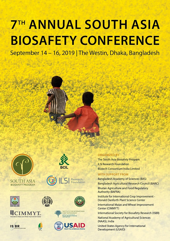 7th Annual South Asia Biosafety Conference - Conference Book