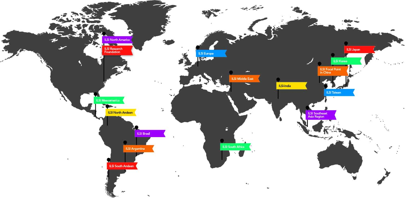 ILSI_Entities_Map