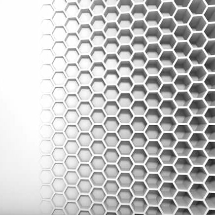 hexagon crop